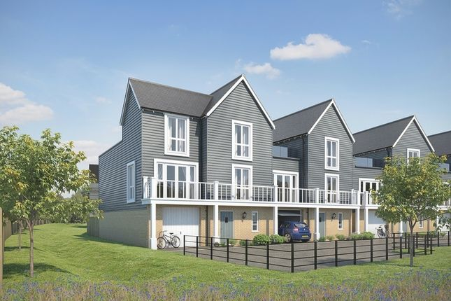 Thumbnail Semi-detached house for sale in Regiment Gate, Off Essex Regiment Way, Chelmsford, Essex