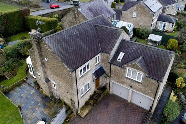 5 bed detached house for sale in Sheldon Gardens, Crich, Matlock