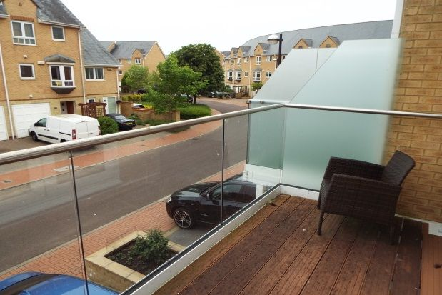 Thumbnail Property to rent in Chandlers Way, Penarth Marina, Penarth