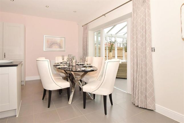 Thumbnail Detached house for sale in Kingsborough Manor, Eastchurch, Sheerness, Kent