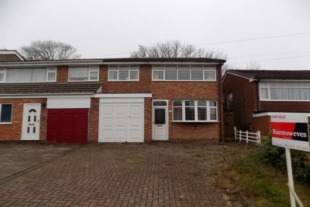 Thumbnail Property to rent in Fordwater Road, Streetly, Sutton Coldfield
