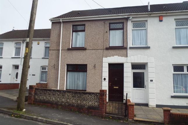 Thumbnail Semi-detached house for sale in Stepney Road, Llanelli