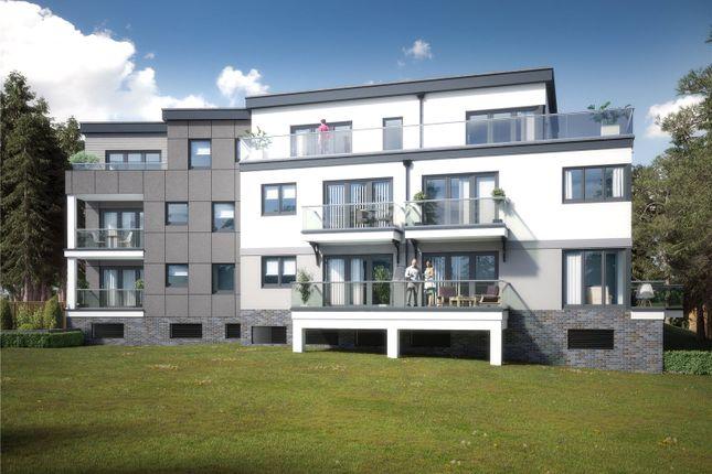 Thumbnail Flat for sale in Mount Harry Road, Sevenoaks, Kent