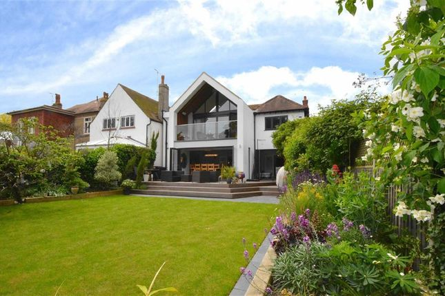 Thumbnail Detached house for sale in Vernon Road, Leigh-On-Sea, Essex