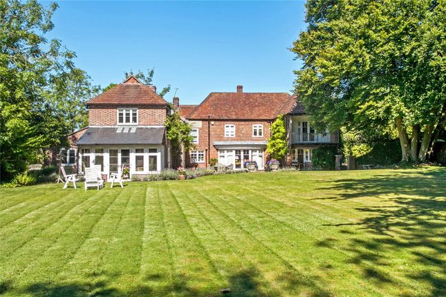 Thumbnail Detached house for sale in Church Street, Ropley, Alresford, Hampshire