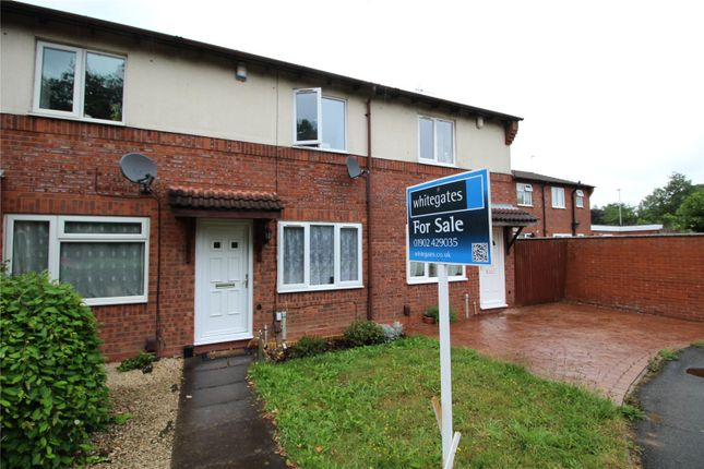 Thumbnail Terraced house for sale in Tyning Close, Pendeford, Wolverhampton