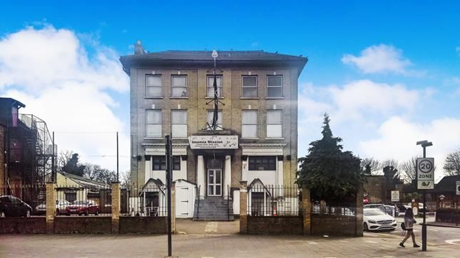 Thumbnail Commercial property for sale in 328 Romford Road, Forest Gate, London