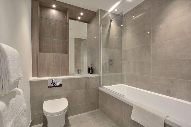 Bathroom of Canon House, 10-11 Bruckner Street, Maida Hill, London W10