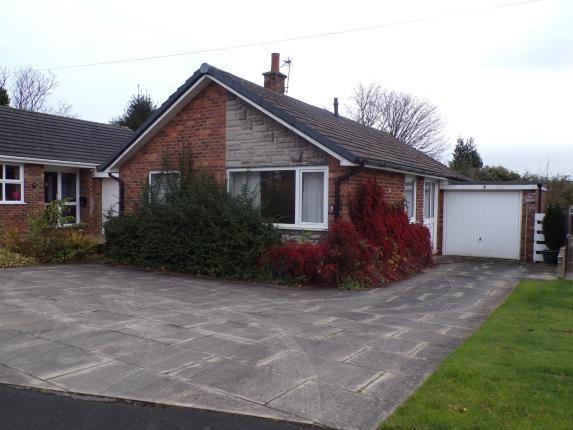 Front of Borrowdale Road, Leyland, Lancashire PR25