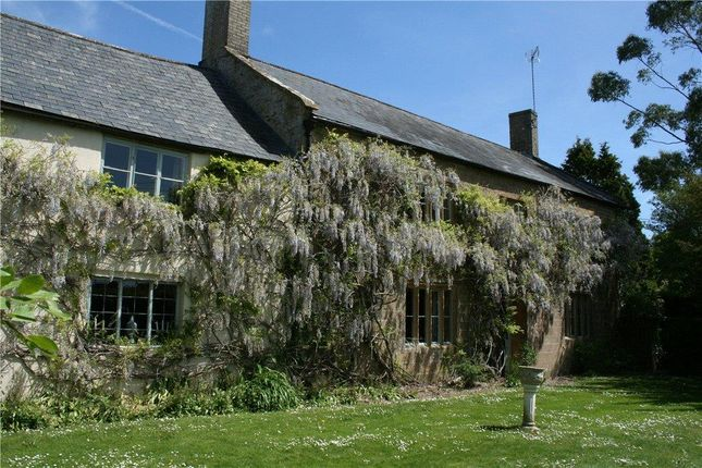 Thumbnail Detached house for sale in The Old Rectory, Weston Street, East Chinnock, Yeovil, Somerset