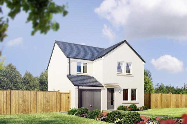 "4 bedroom detached house for sale in ""The Leith"" at Colcoon Park, Gorebridge"