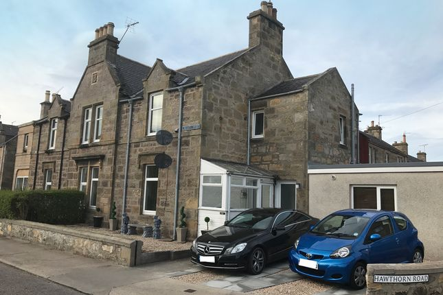 Thumbnail Flat for sale in Grant Street, Elgin
