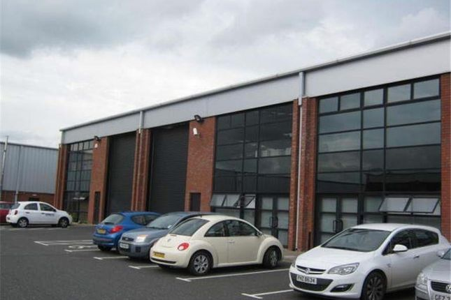 Thumbnail Commercial property for sale in D1-D6, Knockmore Hill Industrial Park, Ferguson Drive, Lisburn, Co Antrim