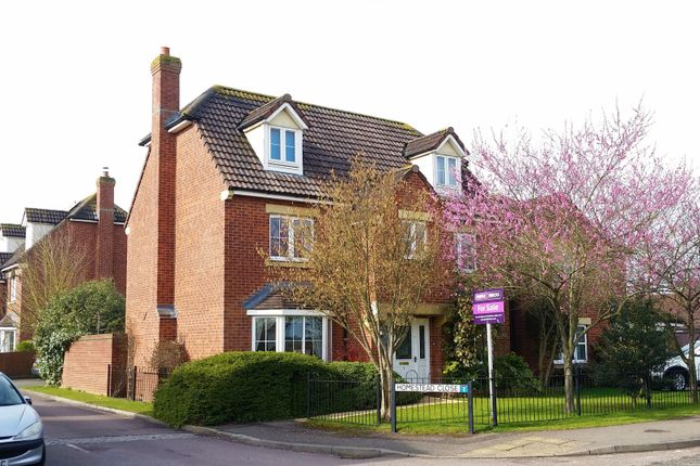 Thumbnail Detached house for sale in Homestead Close, Frampton Cotterell