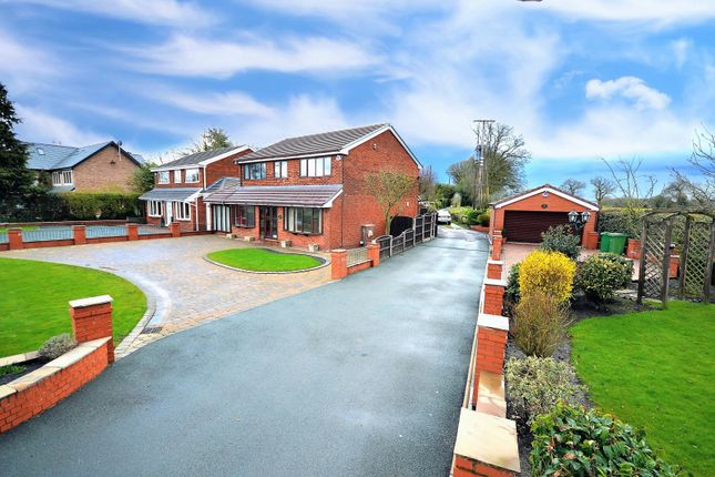 Thumbnail Detached house to rent in Higher Lane, Lymm