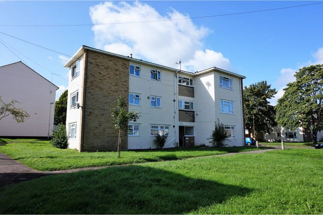 Thumbnail Flat for sale in Cody Road, Farnborough