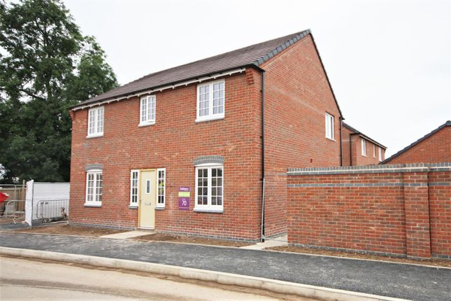 Thumbnail Detached house for sale in Ashby Road, Ibstock