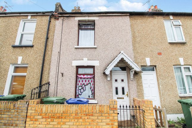 2 bed terraced house for sale in Church Street, Grays RM17
