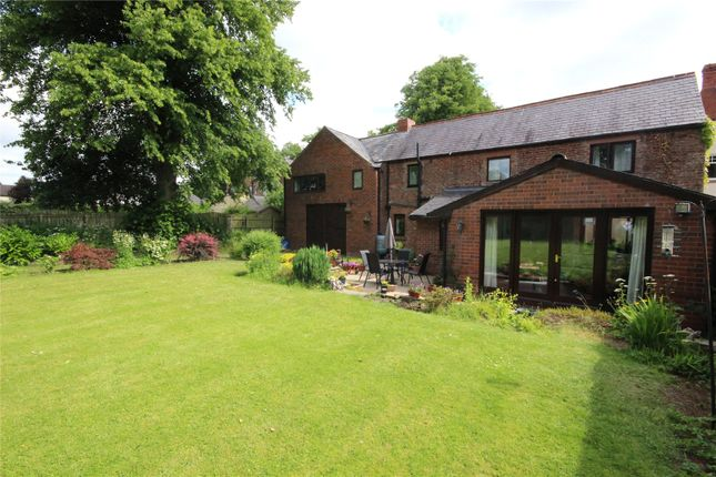 Thumbnail Detached house for sale in The Stables, Plains Road, Wetheral, Carlisle