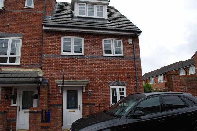 Thumbnail End terrace house for sale in Kilmaine Avenue, Blackley, Manchester