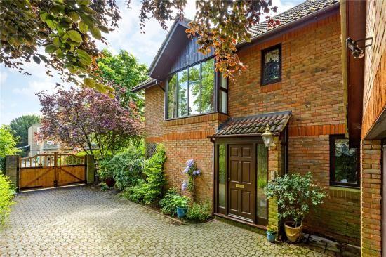 Thumbnail Detached house for sale in The Lane, 15D Copse Hill, Wimbledon