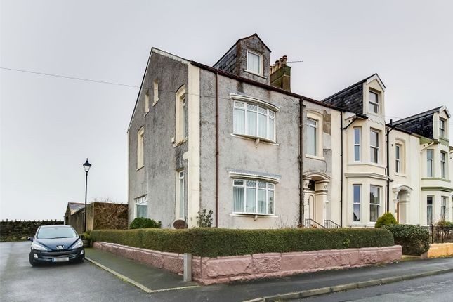 Thumbnail End terrace house for sale in Netherview, Camp Road, Maryport, Cumbria