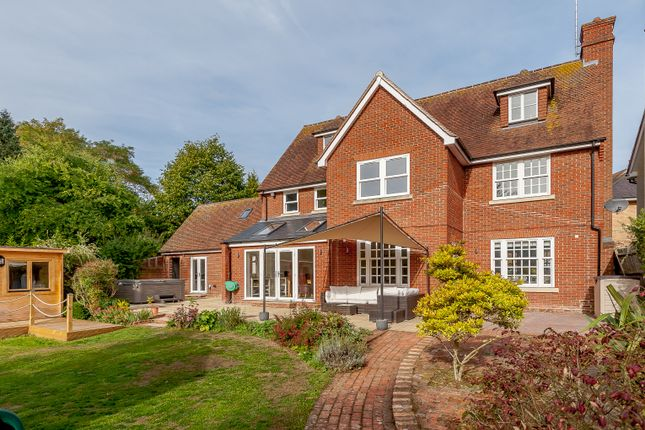 Thumbnail Detached house for sale in Nunns Close, Coggeshall, Colchester