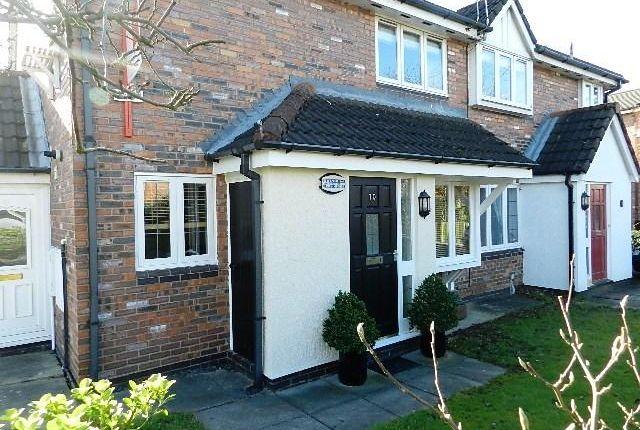 Thumbnail Flat to rent in Abbey Close, Croft, Warrington