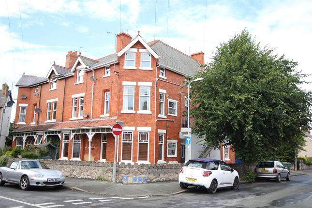 Thumbnail Flat for sale in Erskine Road, Colwyn Bay