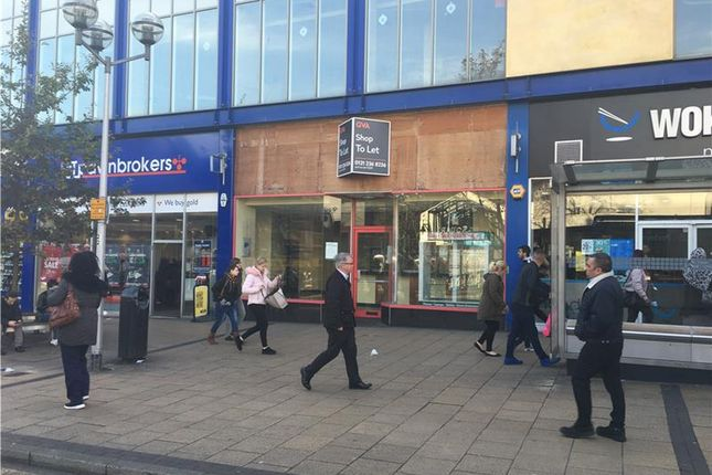 Thumbnail Retail premises to let in 100B, Bull Street, Birmingham, West Midlands