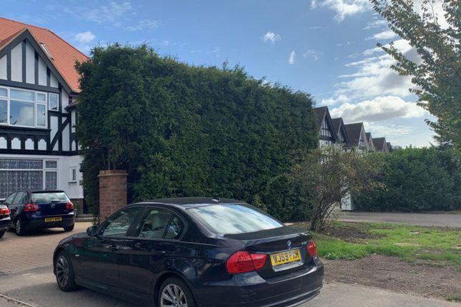 Thumbnail Flat to rent in Gunnesbury Road, Ealing