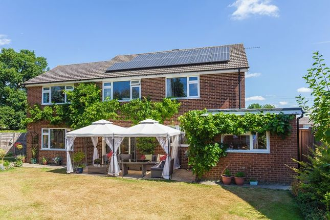 Thumbnail Detached house for sale in Hoppers Way, Great Kingshill, High Wycombe