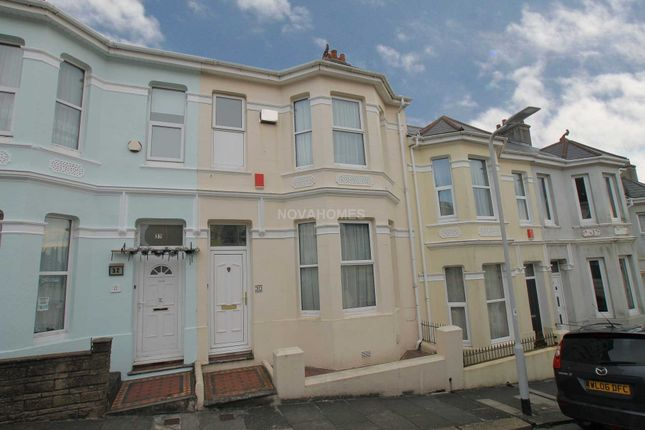Thumbnail Terraced house for sale in Craven Avenue, St Judes