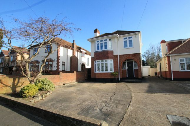 Thumbnail Detached house for sale in Mill Park Avenue, Hornchurch