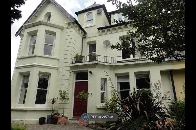 Thumbnail Room to rent in Siliwen Rd, Bangor