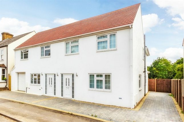 Thumbnail Semi-detached house for sale in Moorfield Road, Uxbridge, Middlesex