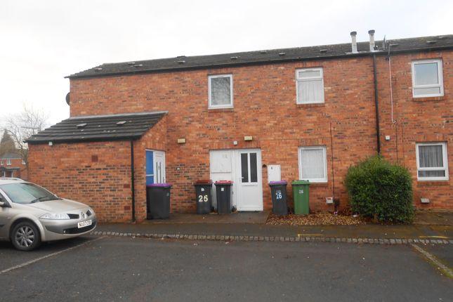 Thumbnail Flat for sale in Cheltenham Court, Leegomery, Telford, Shropshire