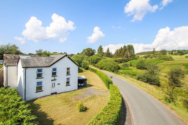 Thumbnail Country house for sale in Tirabad, Llangammarch Wells