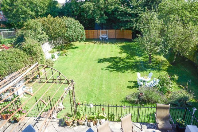 Garden of Wellingborough Road, Finedon NN9