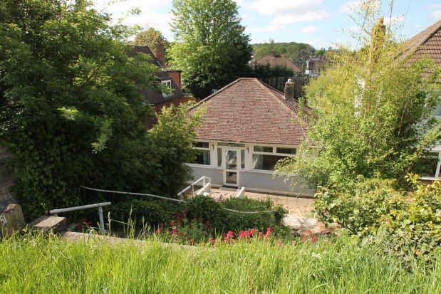 Thumbnail Bungalow to rent in Harvest Bank Road, West Wickham