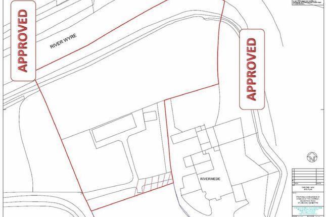 Thumbnail Land for sale in Paddock Lane, St. Michaels, Preston