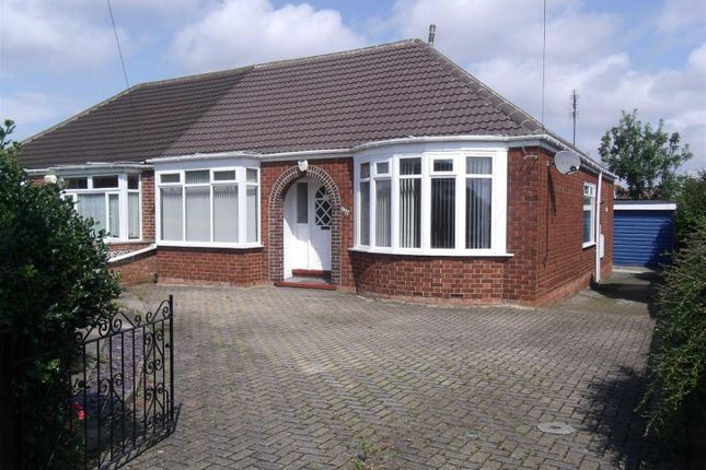 Thumbnail Bungalow to rent in Sutton Road, Hull
