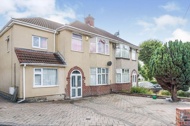 Thumbnail Semi-detached house for sale in Embassy Road, Whitehall