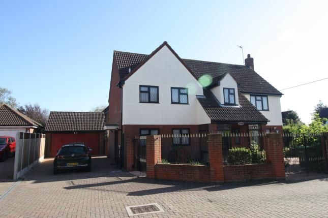 Thumbnail Detached house for sale in Heybridge, Maldon, Essex