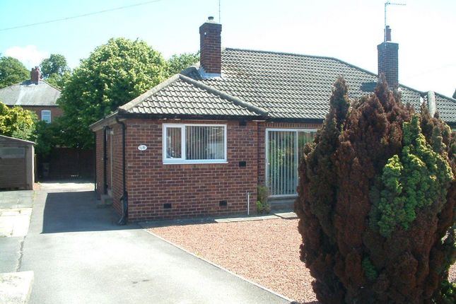 Thumbnail Bungalow to rent in Crossways Drive, Harrogate