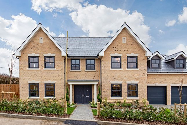 Thumbnail Detached house for sale in Farnham Road, Bishop's Stortford