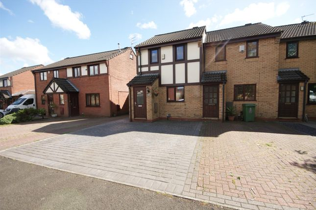 Thumbnail Property to rent in Holly Mill Crescent, Astley Bridge, Bolton