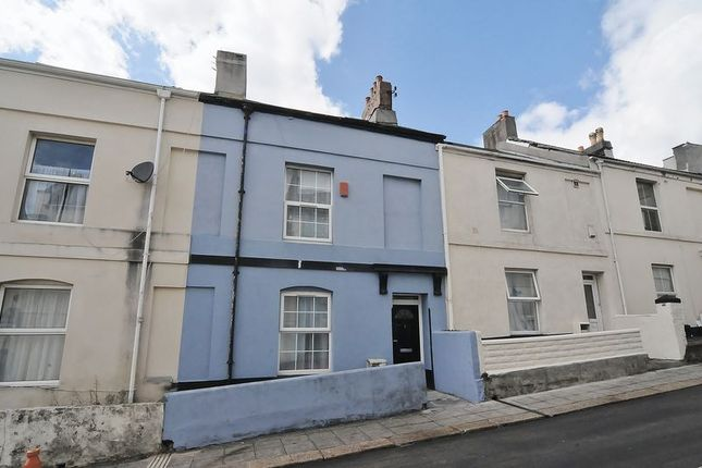 Thumbnail Terraced house for sale in Waterloo Street, Plymouth
