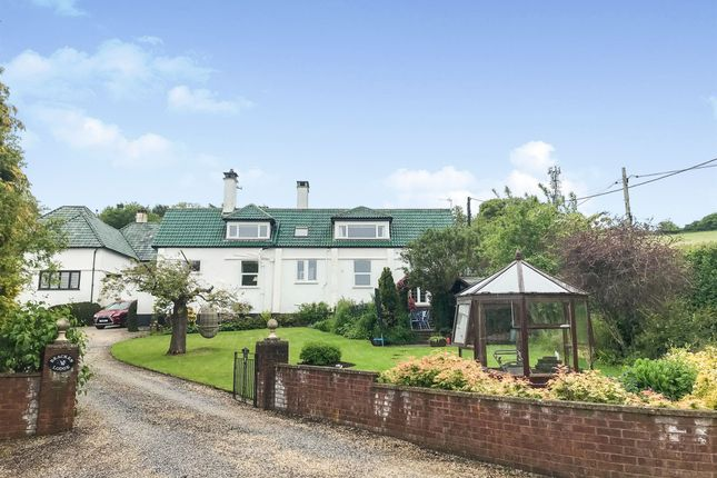 Thumbnail Cottage for sale in Hopcott Road, Minehead