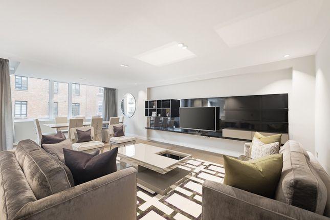 Thumbnail Flat to rent in Thayer Street, London